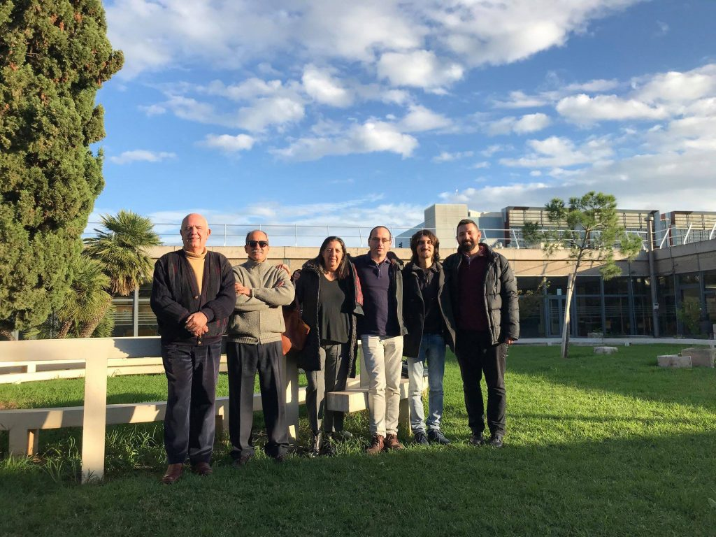 Inicio Proyecto de colaboración con la Universitat Politècnica de València UPV