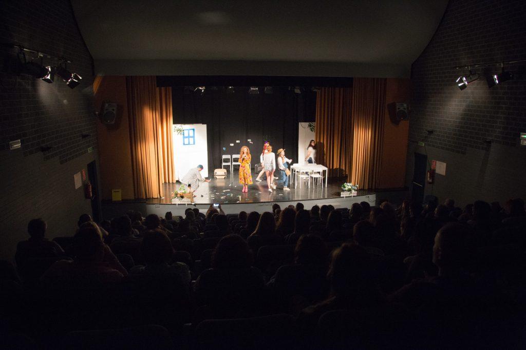 """Teatro Solidario de la Compañía """"Teatro AAACema"""""""
