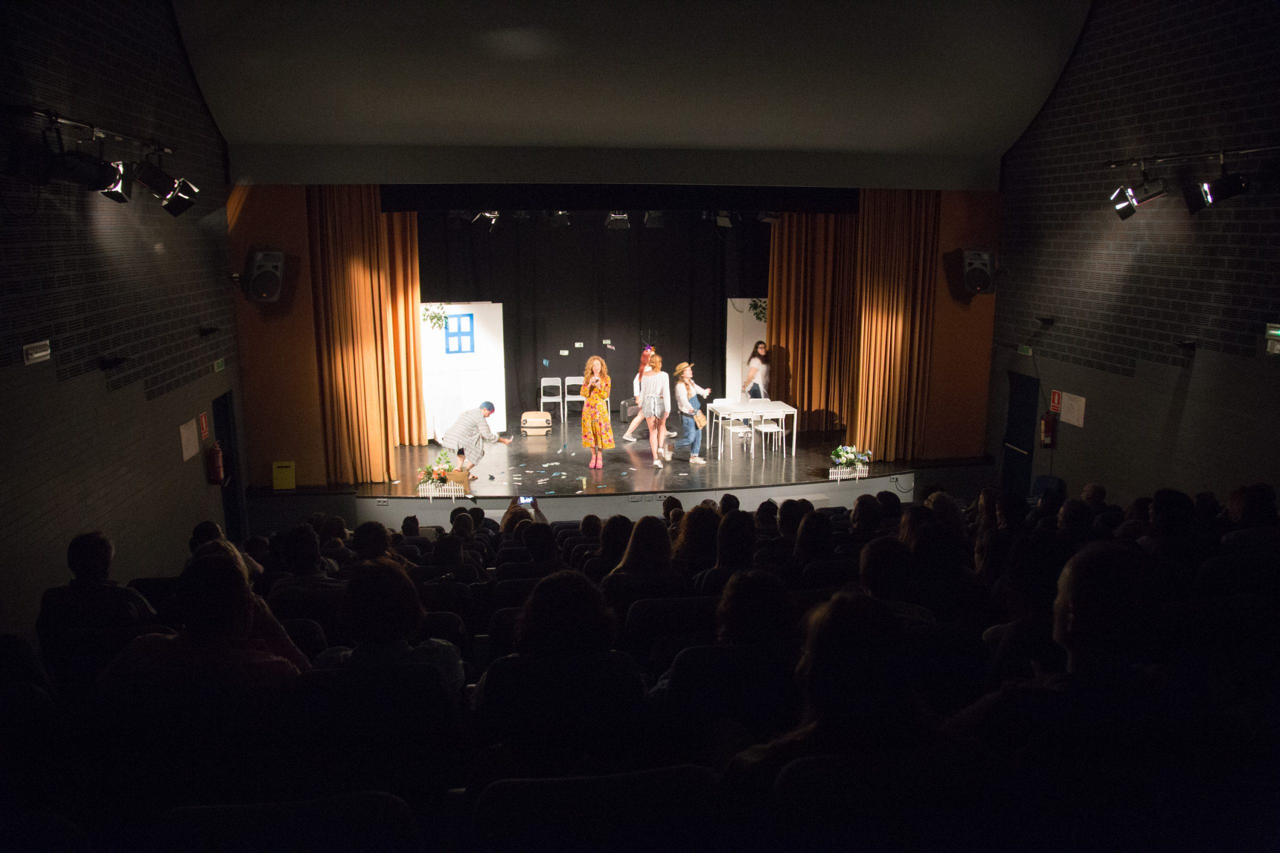 Teatro AAACema El Pilar