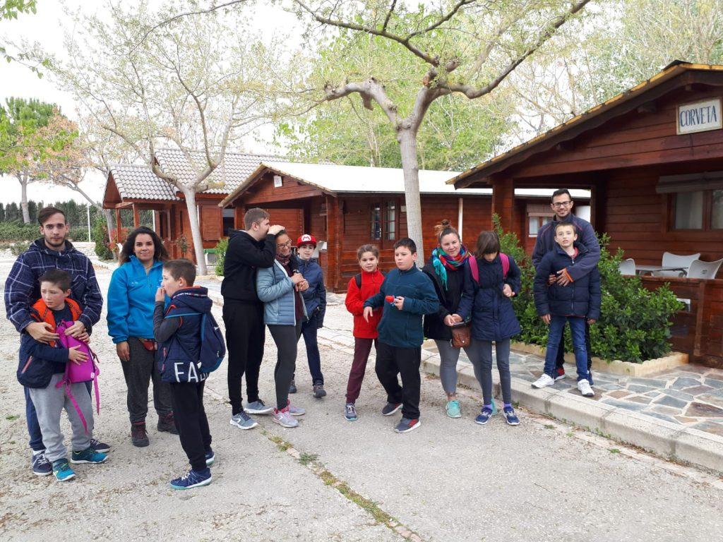 Proyecto TEA Campas