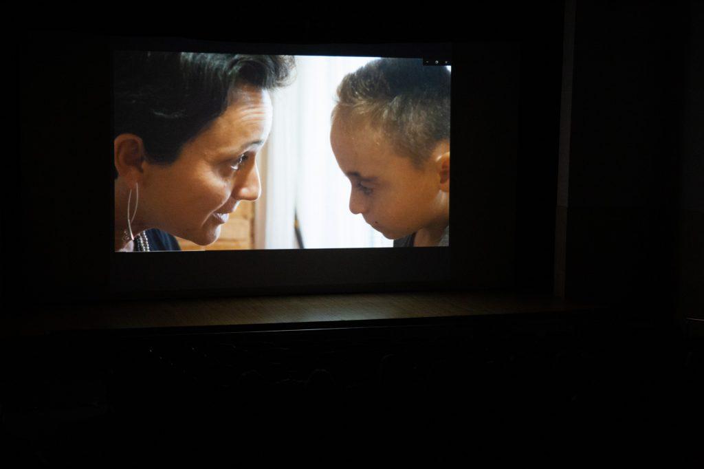 """Proyección de nuestro documental """"Quiero ser Cebra"""" en Cocentaina"""