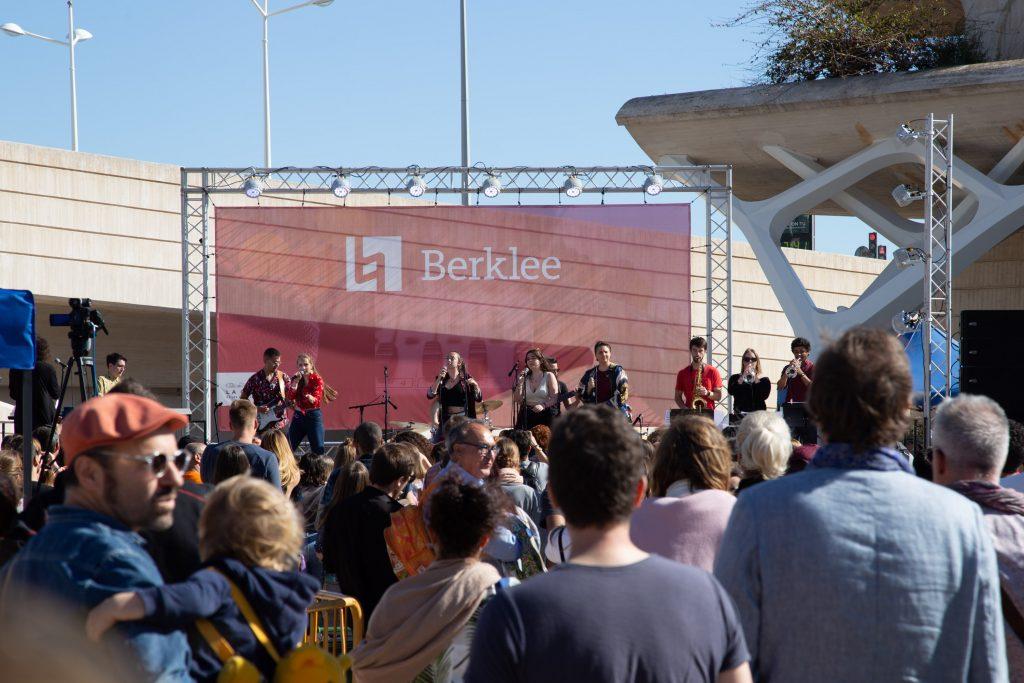 Participación en el Musaico Festival by Berklee