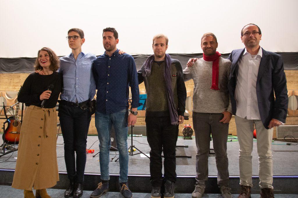 """Proyección de nuestro documental """"Quiero ser Cebra"""" en Albacete"""