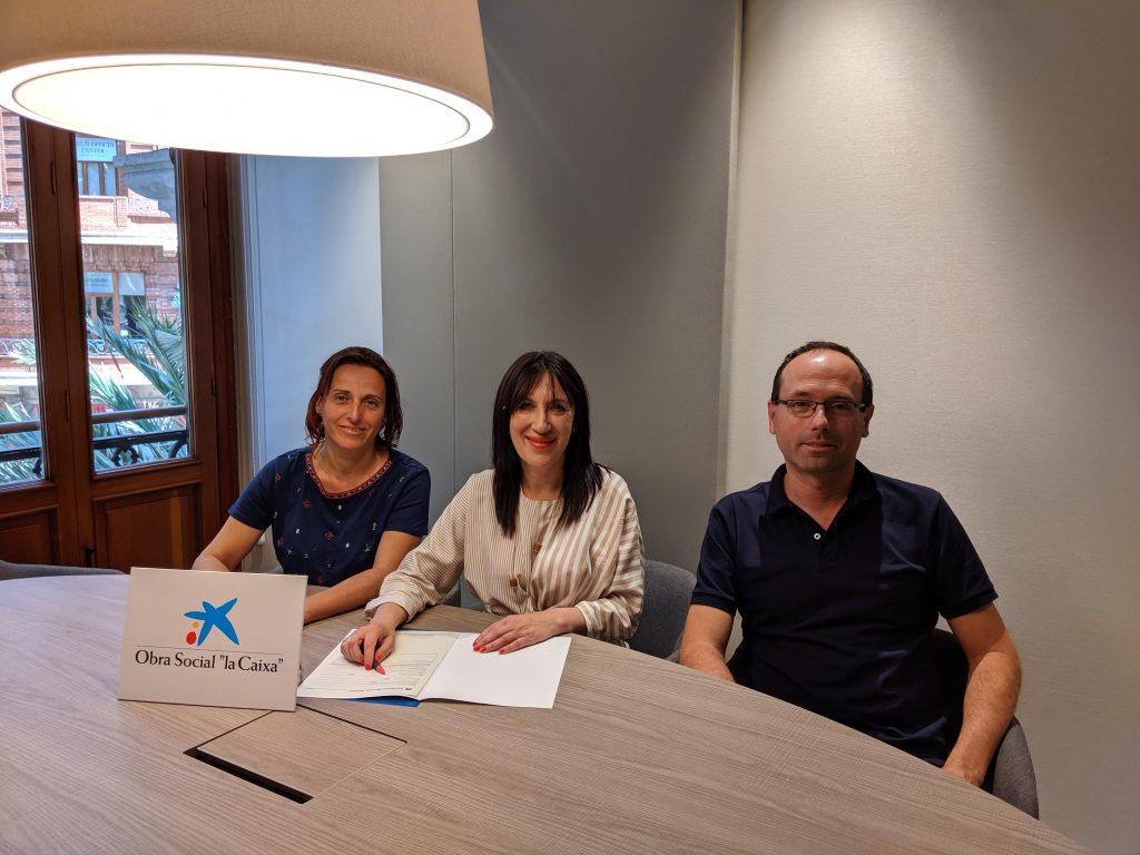 """Ayuda de Obra Social la Caixa para nuestro proyecto """"DigitalizaTEA para familias, colegios y actividades de ocio inclusivo"""""""