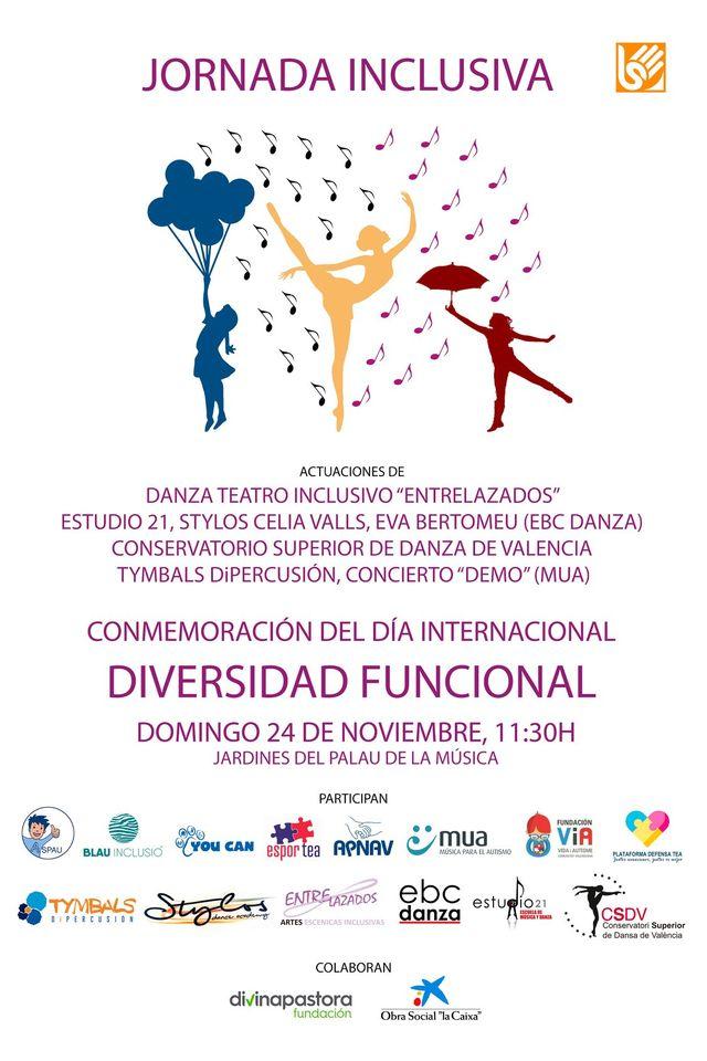Conmemoración del Día Internacional de la Diversidad Funcional