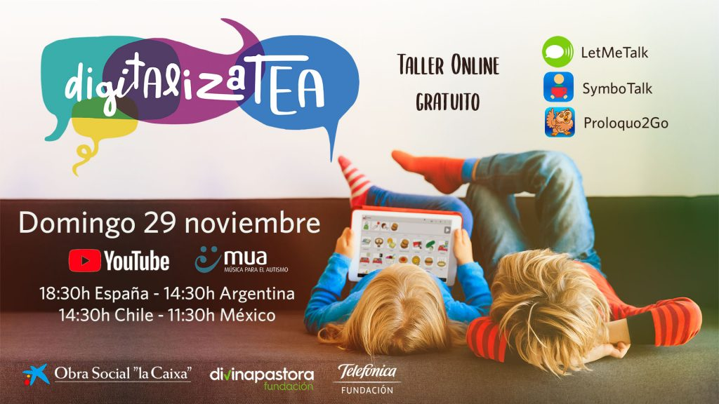 Taller online DigitalizaTEA